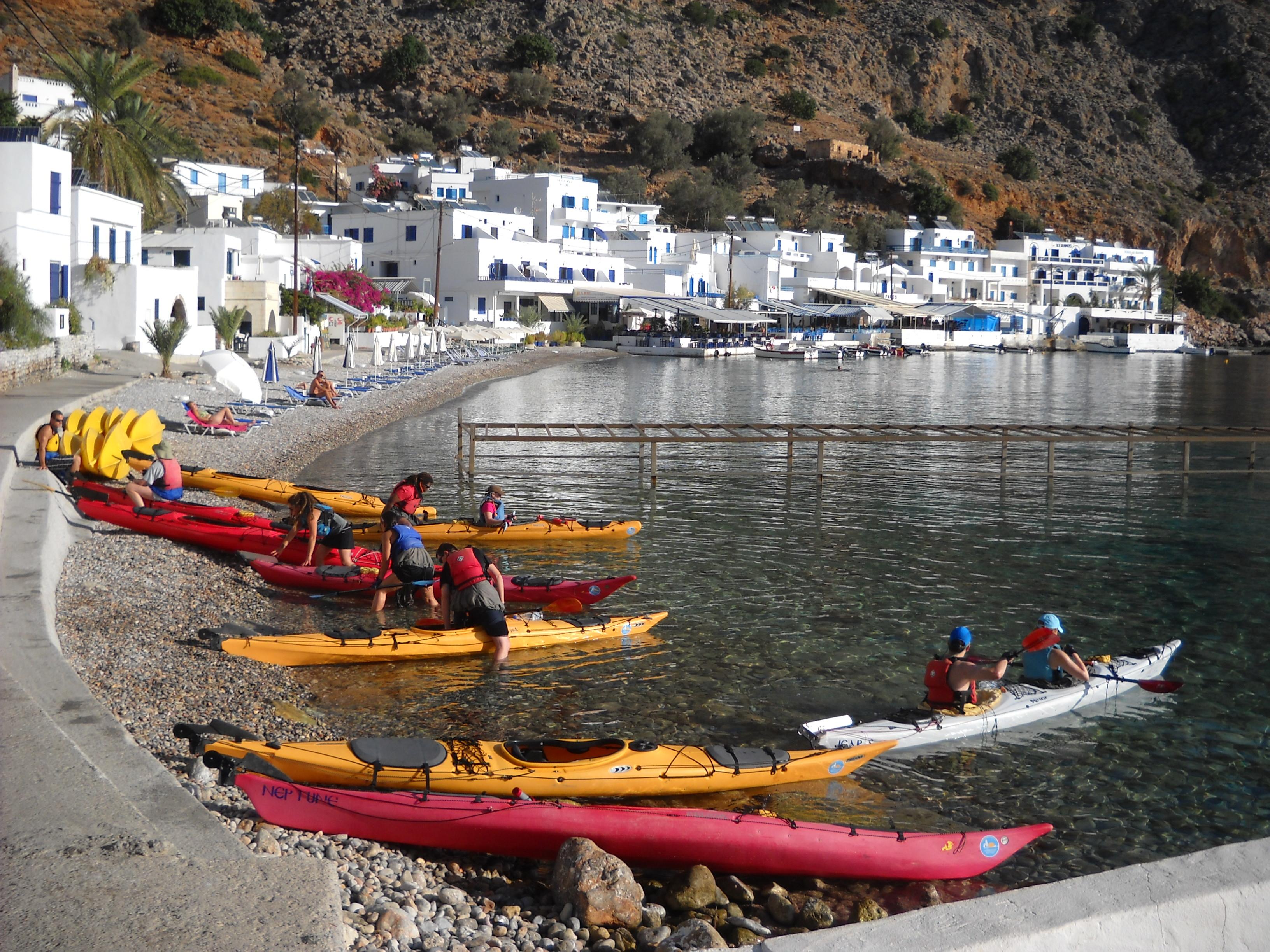 Crete Family Adventure