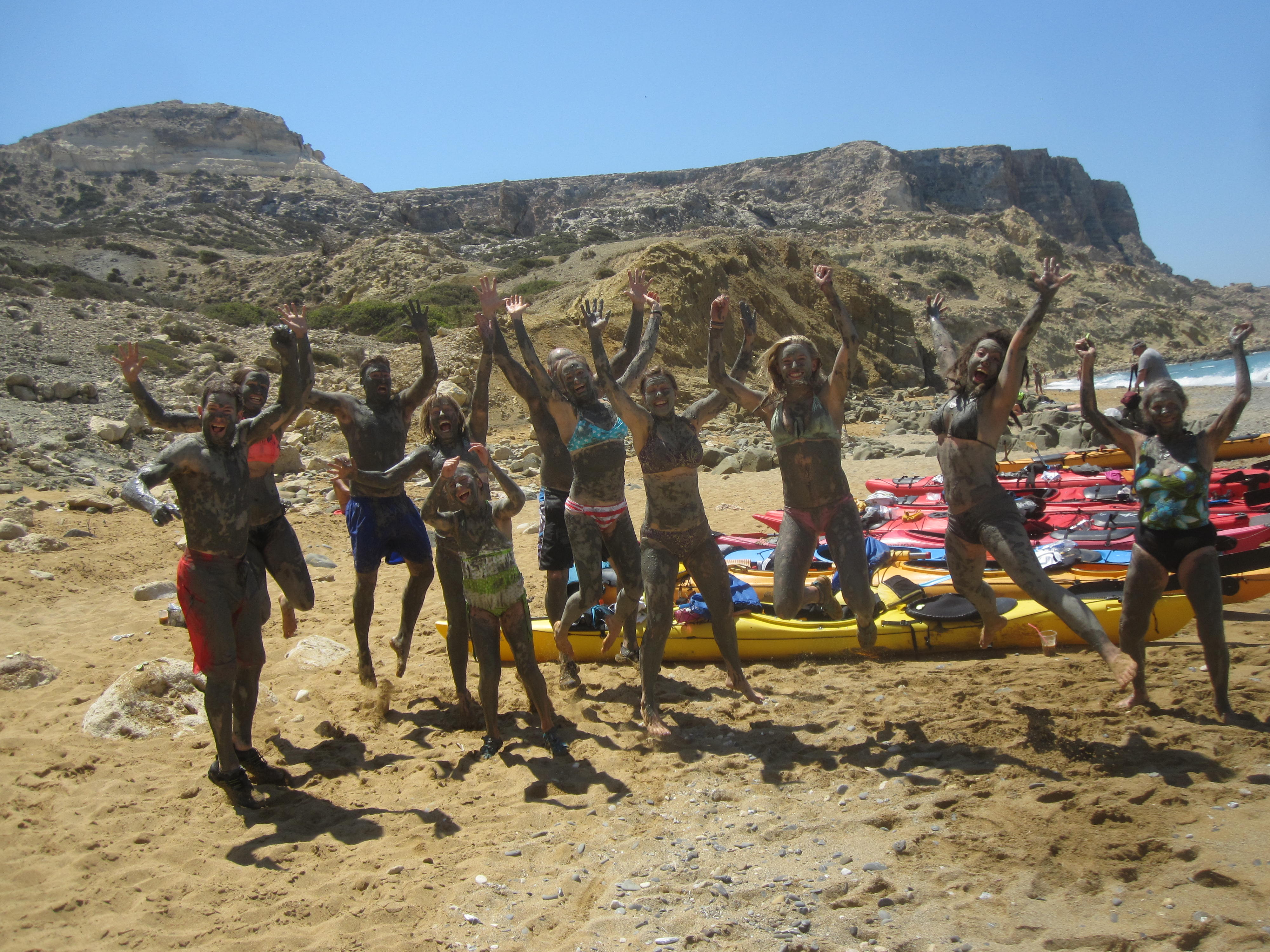 Sea Kayaking the Land of the Gods
