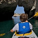 milos, kayak, greece, adventure, tour, best,